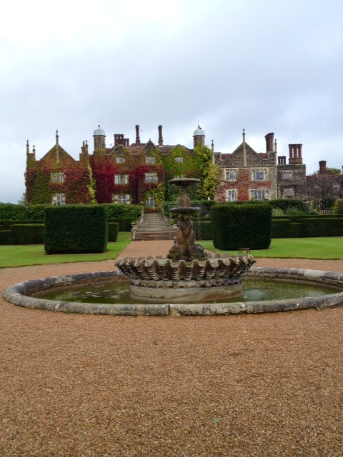 Eastwell Mannor Spa Kent